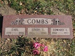 Edward C Combs