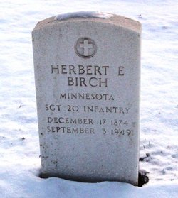 Herbert E Birch