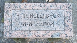 Albert M. Hollenback