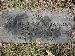 Kenneth Paul Bacon