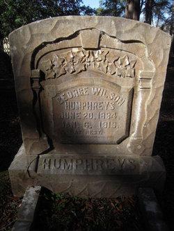 George Wilson Humphreys