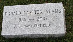 Donald Carlton Adams