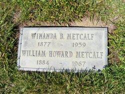 William Howard Metcalf