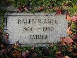 Ralph Richard Agee