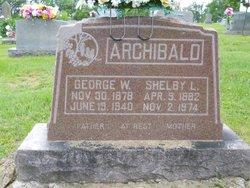 George Willard Archibald