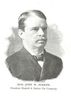 John H Barker