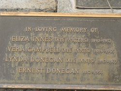 Ernest Albert Donegan