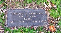 Harold A. Arbogast