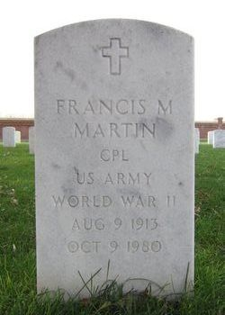 Francis Marion Martin