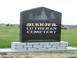 Blakjer Lutheran Church Cemetery
