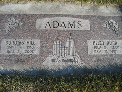 Allen Alma Adams