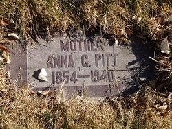Anna Gaylord <I>Higley</I> Pitt