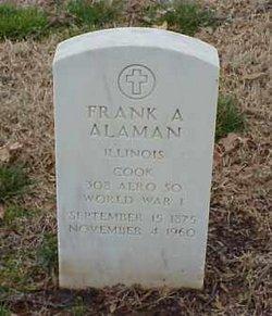 Frank A Alaman