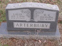 Laler <I>Hendrix</I> Arterbury
