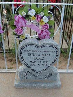 Estella Elena Lopez