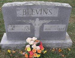 Amanda Caroline <I>Hayes</I> Blevins