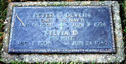 Sylvia D Devlin