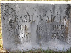 Basil Martin
