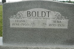 Frank P Boldt