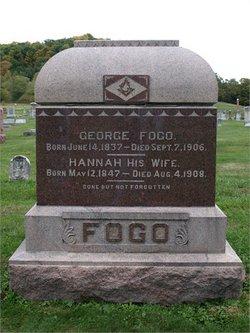 Hannah D <I>Chesemore</I> Fogo