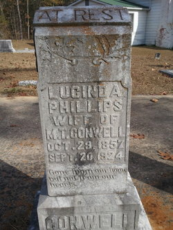 Lucinda <I>Phillips</I> Conwell