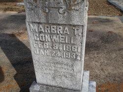 Marbra T. Conwell