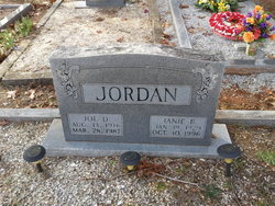 Joe D. Jordan