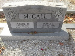 Olivia S. McCall