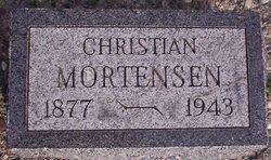 """Morten Christian """"Chris"""" Mortensen"""