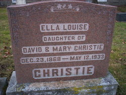 Ella Louise Christie