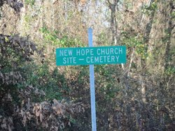 New Hope Church SITE (historic)