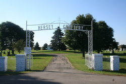Hersey Cemetery