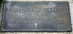 Arthur M Slade