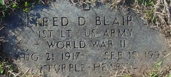 Alfred D. Blair, Jr