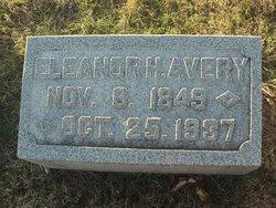 Eleanor <I>Hiatt</I> Avery