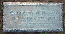 Charlotte M <I>Fentress</I> Harvey