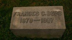 Frances C Bubb
