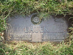 Henry G Bauer