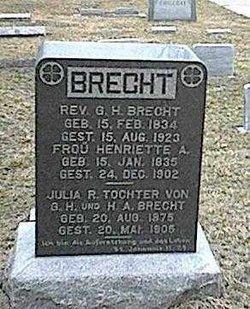 Julia R Brecht