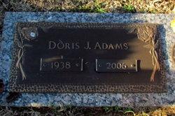 Doris Jean <I>Hill</I> Adams