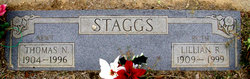 Lillian Ruth <I>Griffin</I> Staggs