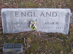 Sarah Eveline <I>Maners</I> England