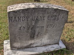 Nancy Jane <I>Dillon</I> English