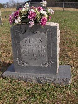 Fannie Manning Ellis
