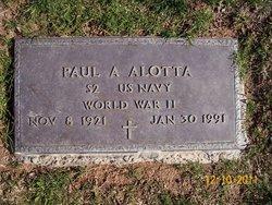 Paul Alfred Alotta
