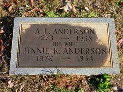 A L Anderson