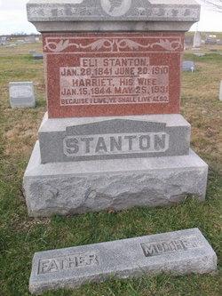 Harriet <I>Broadwater</I> Stanton