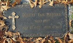 Dorothy Fair Medford