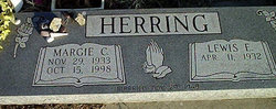 Margie <I>Whitehill</I> Herring