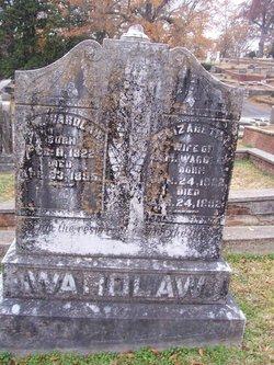 Elizabeth Lavina <I>Pruitt</I> Wardlaw